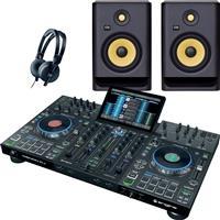 Image of Denon DJ Prime 4 & RP7 G4 Pro Bundle