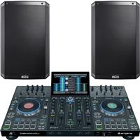 Image of Denon DJ Prime 4 & TS315 Bundle