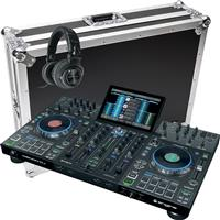 Image of Denon DJ Prime 4 & HP1100 Bundle