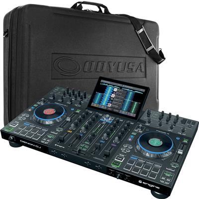 Image of Denon DJ Prime 4 & Odyssey Bag