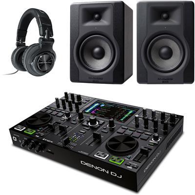 Image of Denon DJ Prime Go & BX5 D3 Bundle