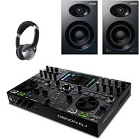 Image of Denon DJ Prime Go & Elevate 4 Bundle
