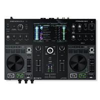 Image of Denon DJ Prime Go 2-Deck Rechargeable Smart DJ Console