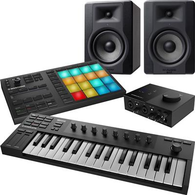 Image of Native Instruments Producer Recording Package
