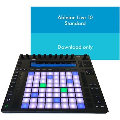 Image of Ableton Push 2 & Live 10 Standard Package