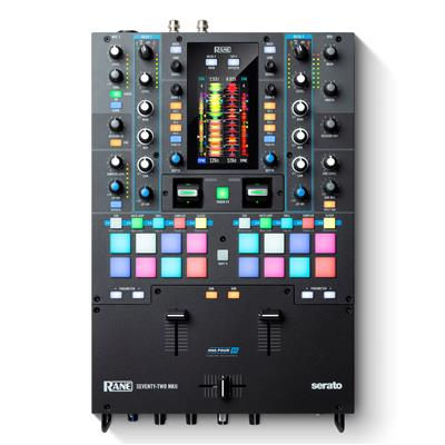 Image of RANE SEVENTY-TWO MKII Premium Performance Mixer