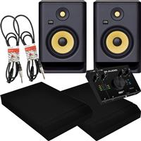 Image of KRK RP7 G4 & AIR 192|6 Package
