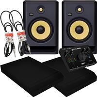 Image of KRK RP8 G4 & AIR 192|6 Package