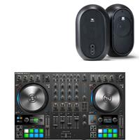 Image of NI Traktor Kontrol S4 & JBL 104 Package