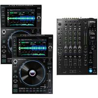 Image of Denon DJ SC6000 & X1850 Package