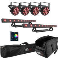 Image of Chauvet SlimPAR & COLORBand Package 2