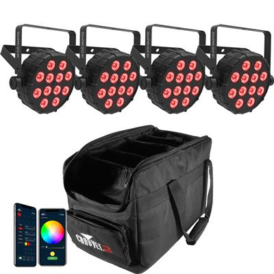 Image of Chauvet SlimPAR Q12 BT Package