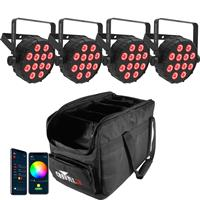 Thumbnail image of Chauvet SlimPAR Q12 BT Package