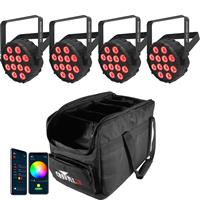 Thumbnail image of Chauvet SlimPAR T12 BT Package