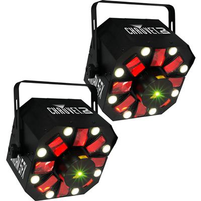 Image of Chauvet Swarm 5FX Pair