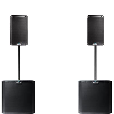 Image of Alto Professional TS308 & 2 x TS312S Package