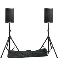 Thumbnail image of Alto Professional TS308 Pair & Stands
