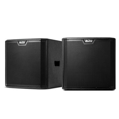 Image of Alto Professional TS312S Pair with Covers