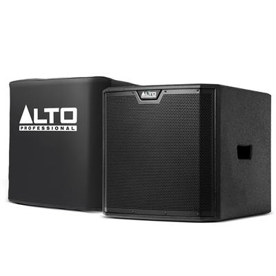 Image of Alto Professional TS312S with Cover