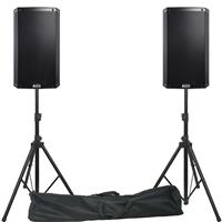 Thumbnail image of Alto Professional TS312 Pair & Stands