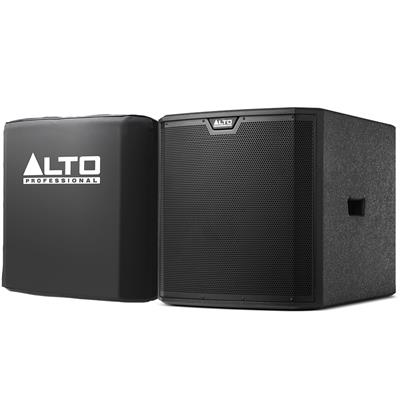 Image of Alto Professional TS315S with Cover