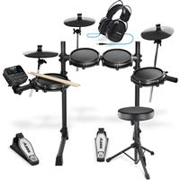 Image of Alesis Turbo Mesh Kit & DRP100 Bundle