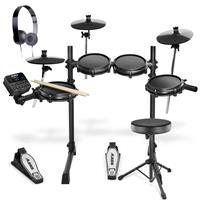 Image of Alesis Turbo Mesh Kit with Stool & Headphones