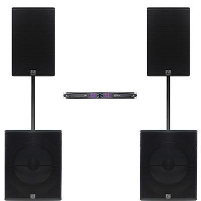 Image of Martin Audio Blackline X12 & X115 Package