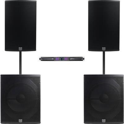 Image of Martin Audio Blackline X15 & X118 Package