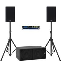 Image of Martin Audio Blackline X8 & X210 Package