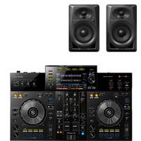 Image of Pioneer XDJRR & DM40 Package