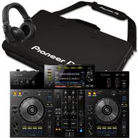 Image of Pioneer XDJRR & HDJ-X5BT-K & DJC-RR Package