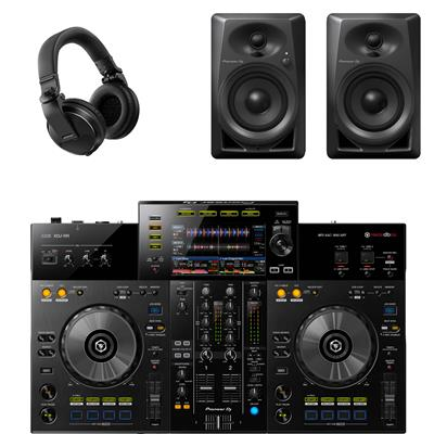 Image of Pioneer XDJRR & DM40 Bundle