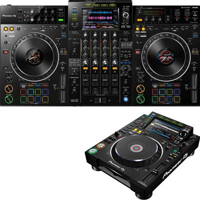 Image of Pioneer XDJXZ & CDJ2000 NXS2 Bundle 1