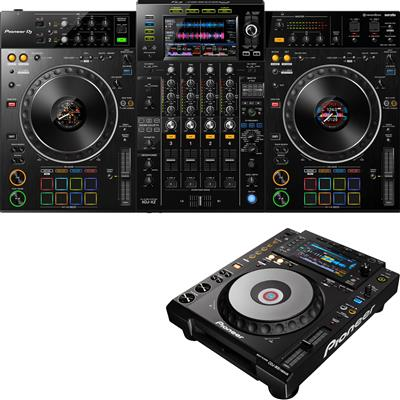 Image of Pioneer DJ XDJXZ & CDJ900 Nexus Bundle 1