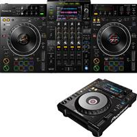 Image of Pioneer XDJXZ & CDJ900 Nexus Bundle 1