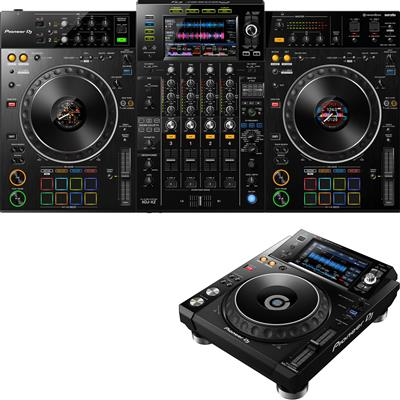 Image of Pioneer XDJXZ & XDJ1000 mk2 Bundle 1
