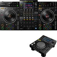Image of Pioneer XDJXZ & XDJ700 Bundle 1