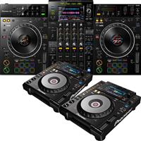 Image of Pioneer XDJXZ & CDJ900 Nexus Bundle 2