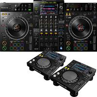 Image of Pioneer XDJXZ & XDJ700 Bundle 2