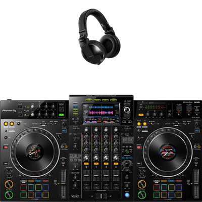 Image of Pioneer DJ XDJXZ & HDJX10K Package