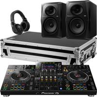 Image of Pioneer DJ XDJXZ & VM70 Case Bundle 1