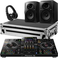 Image of Pioneer DJ XDJXZ & VM70 Case Bundle 2