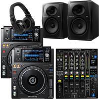 Image of Pioneer DJ XDJ1000 MK2 & DJM900 NXS2 Bundle