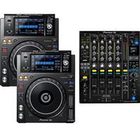 Image of Pioneer XDJ1000 MK2 & DJM900 NXS2 Pack
