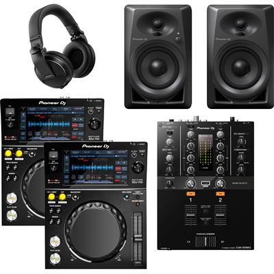 Image of Pioneer DJ XDJ700 & DJM250 Mk2 Bundle