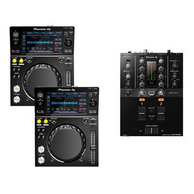 Image of Pioneer XDJ700 & DJM250 mk2 Pack