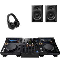 Image of Pioneer XDJ700 & DJM450 Bundle 1