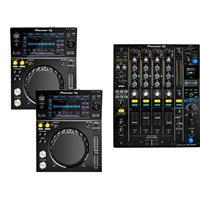 Image of Pioneer XDJ700 & DJM900 NXS2 Pack