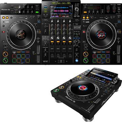 Image of Pioneer DJ XDJXZ & CDJ3000 Bundle 1